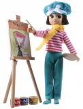 Lottie Doll Always Artsy Doll